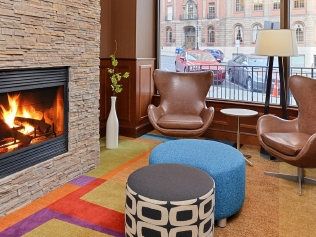 Fall Special at the Fairfield Inn & Suites Albany Downtown
