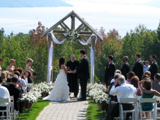 Bristol Harbour - Finger Lakes 2020 Wedding Deal