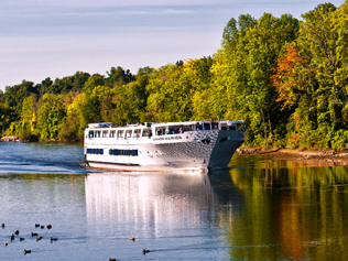 New York to Montreal River Cruise