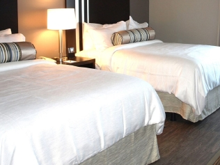 The Hotel at Batavia Downs Valentines Package