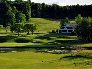 Finger Lakes Golf Getaway