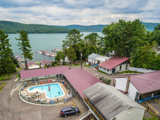 New Yorker's Staycation Package - Cooperstown!