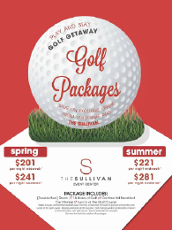 Play and Stay Golf Getaway