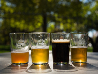Craft: Beer, Spirits & Food Festival at Bethel Woods Center for the Arts