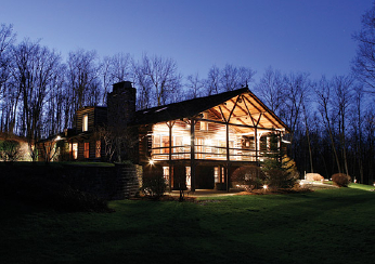 Book 3 pay for 2 (get 3rd night FREE) at Chalet of Canandaigua - Finger Lakes