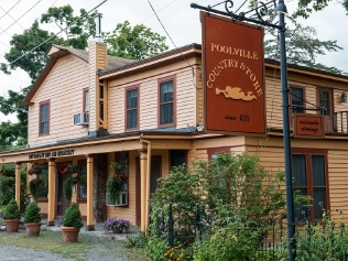 A Getaway from the Hustle and Bustle of Life in Poolville, NY