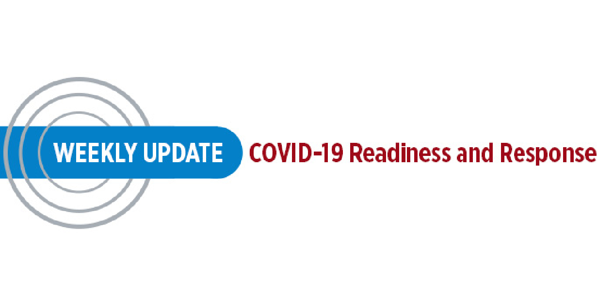 COVID-19 Readiness and Response